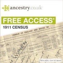Ancestry UK 1911 Census