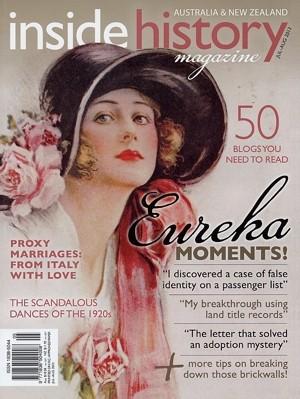 Inside History Magazine - 2013-07