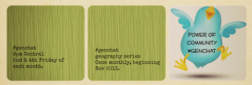 #genchat continues in 2014