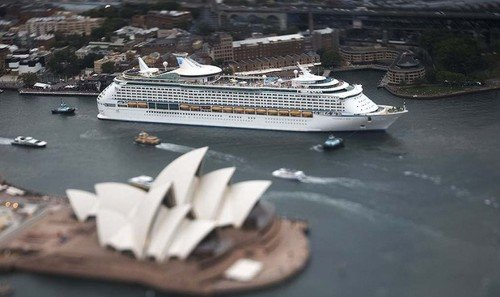 4th cruise - ship voyager of the seas 2