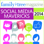 Family Tree Magazine 40 Social Media Mavericks 2014