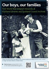 Auckland Libraries WW1 Research Guide