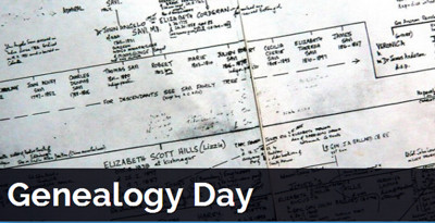 "13 Things To Do On ""Genealogy Day"""