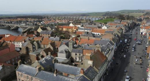 Berwick-upon-Tweed Northumberland