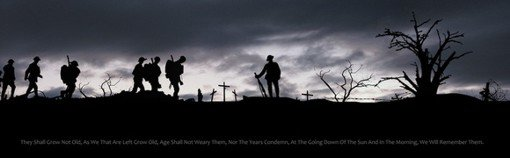 We Will Remember Them …