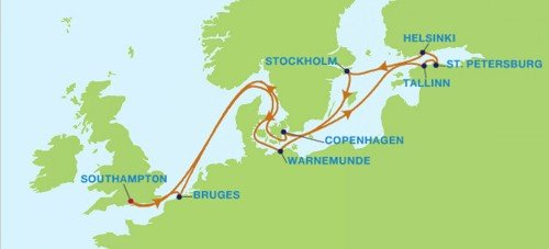 Unlock the past cruises has a genealogy cruise for everyone for Warnemunde silvester