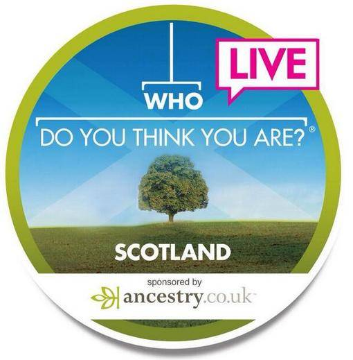 Unlock the Past Heads to Scotland for Who Do You Think You Are? Live in Glasgow