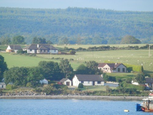 my first look at Invergordson, Ross & Cromarty, Scotland