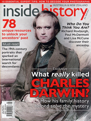 Inside History Magazine – Issue 23 (Jul-Aug 2014) is Out Now