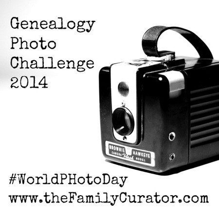 Join the Genealogy World Photo Day Challenge 2014