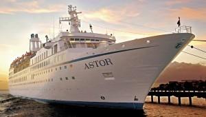 7th cruise - Astor ship