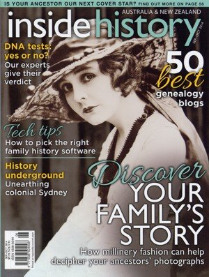 Inside History Magazine – Issue 24 (Sep-Oct 2014) is Out Now