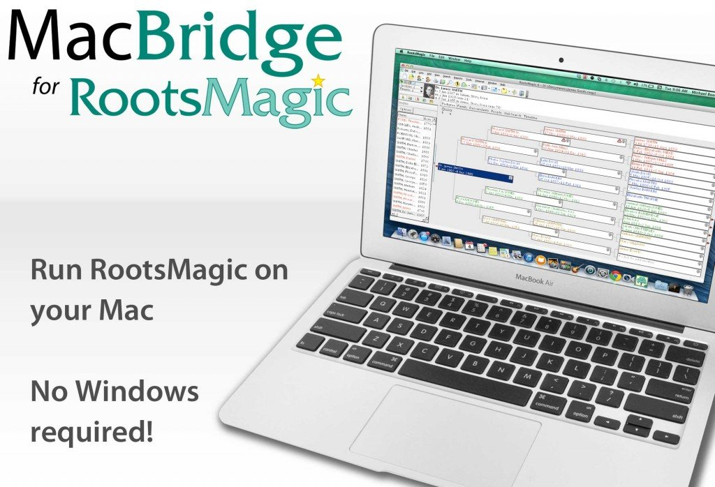 Run RootsMagic on Your Mac (Without Installing Windows)