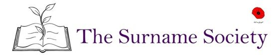 "Introducing ""The Surname Society"""
