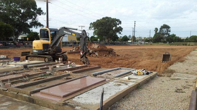 Help Save South Australian Graves