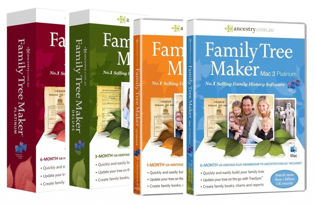 Family Tree Maker User Groups In Australia