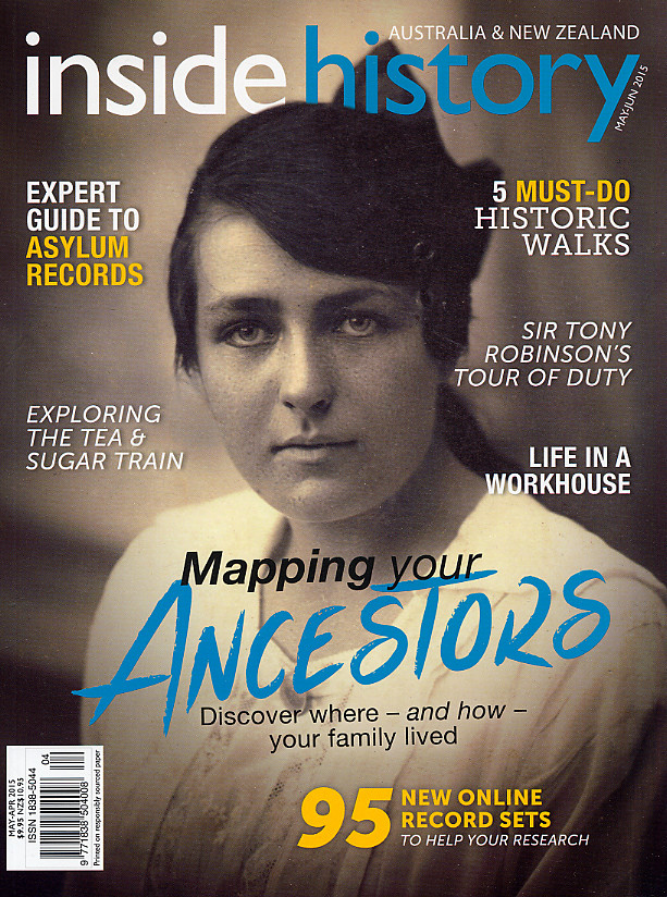 Inside History Magazine – Issue 28 (May-Jun 2015) is Out Now