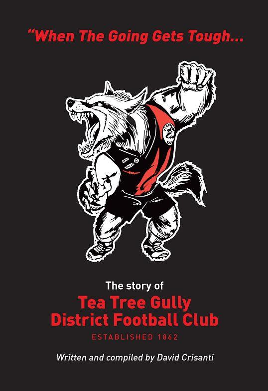 "History of ""Tea Tree Gully District Football Club"" Book Launched"