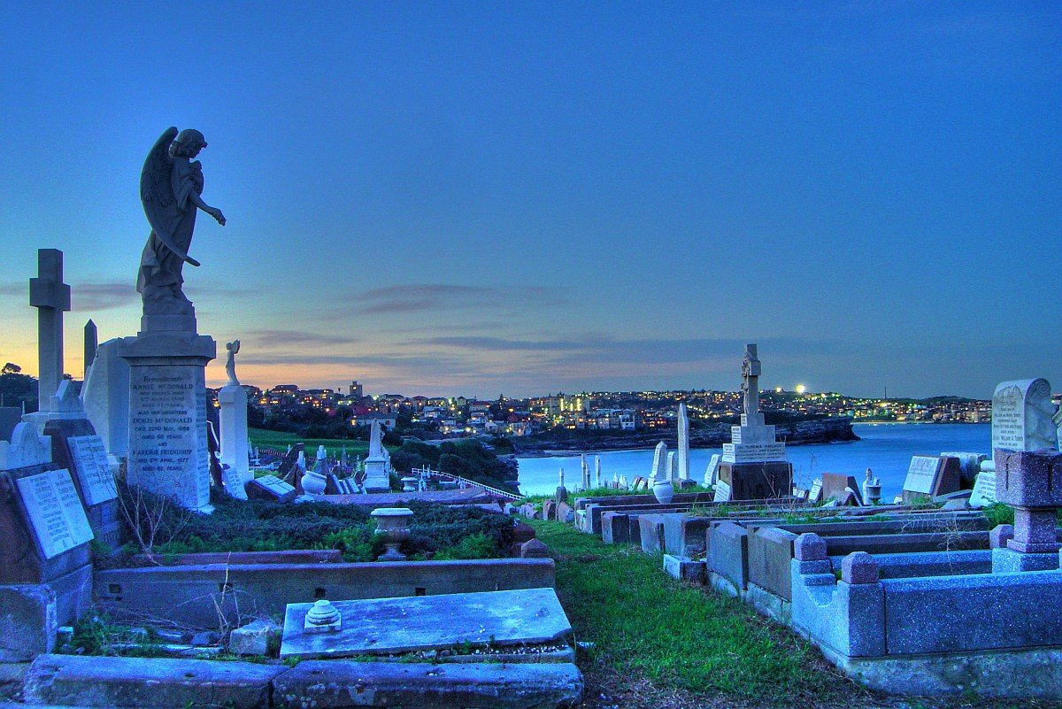 Help Save Waverley Cemetery