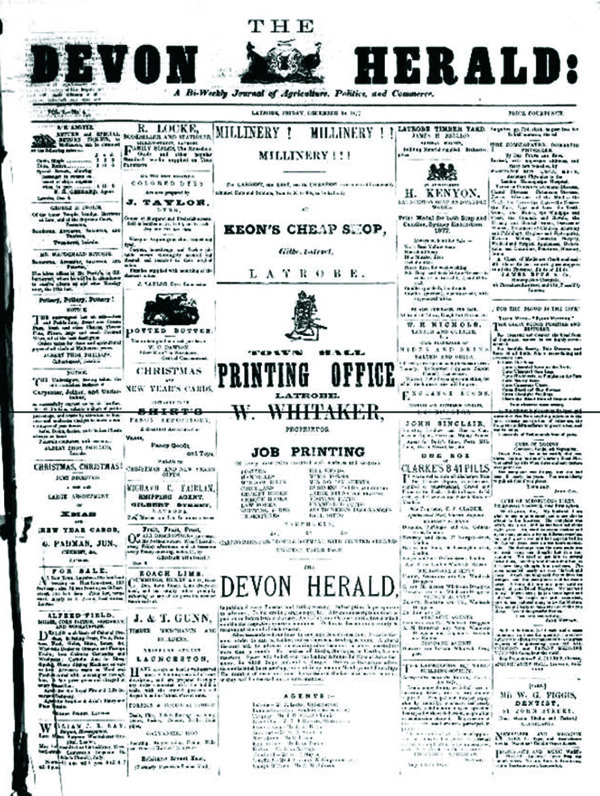 56 Historical Australian Newspapers Added to Trove!
