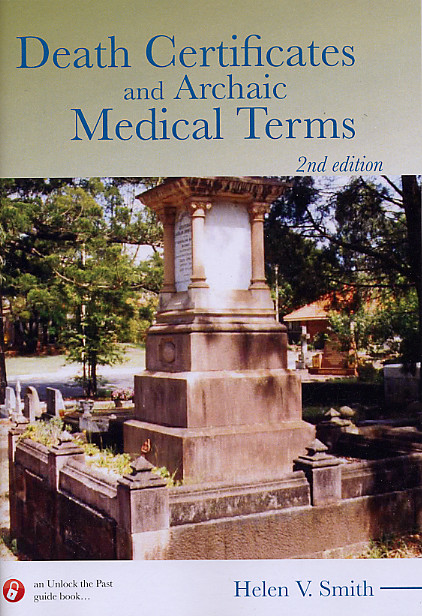 Death Certificates and Archaic Medical Terms (2nd Edition)