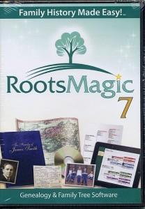 FOS018-2 RootsMagic 7