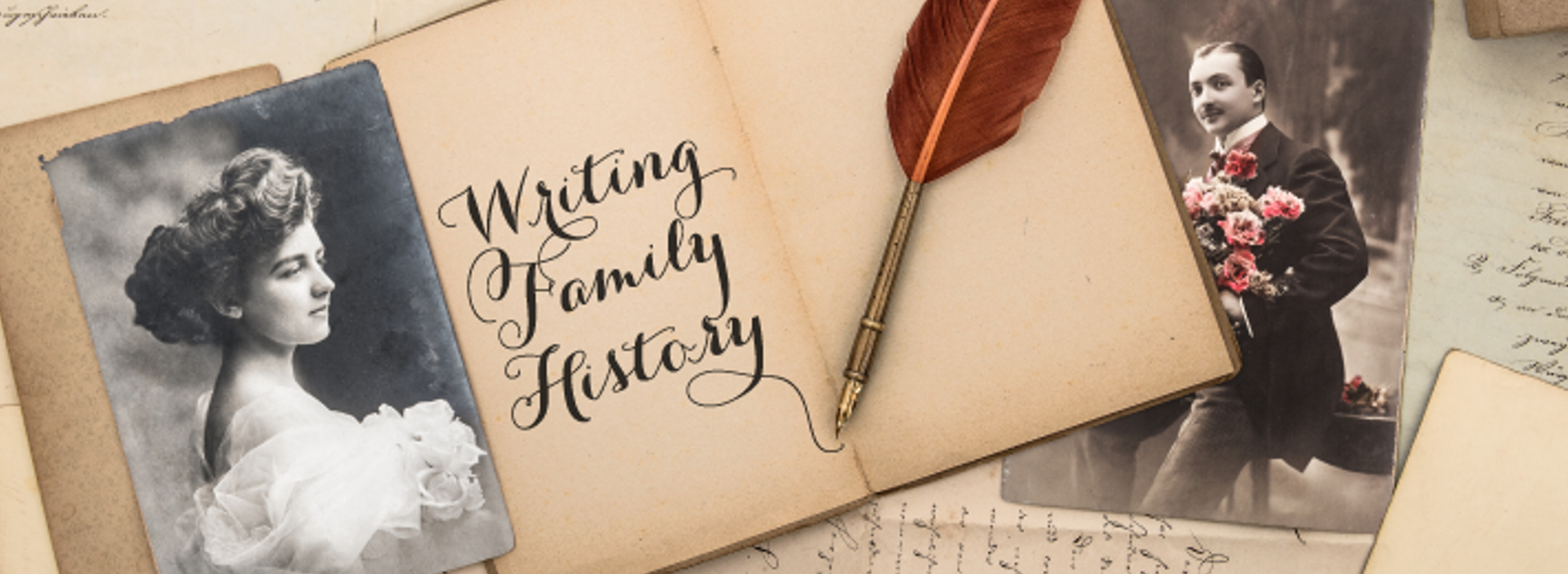 "UTAS Offers a FREE Online ""Writing Family History"" Course"
