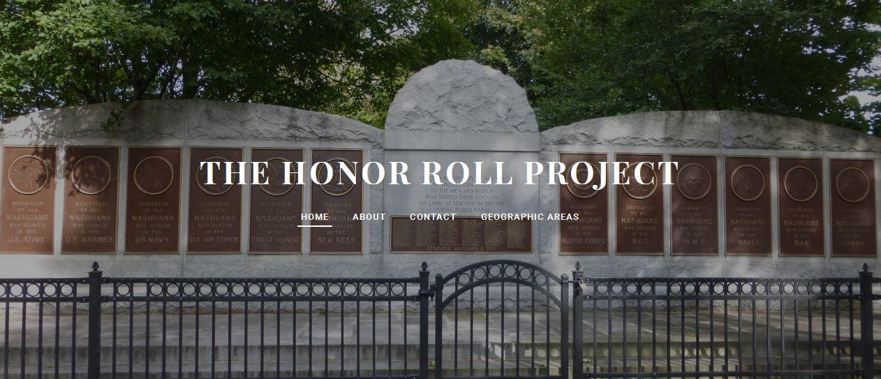Worldwide Honour Roll Project
