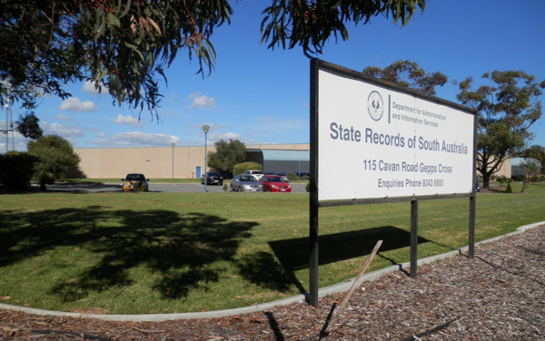 State Records of South Australia Reopens Gepps Cross Archives to the Public