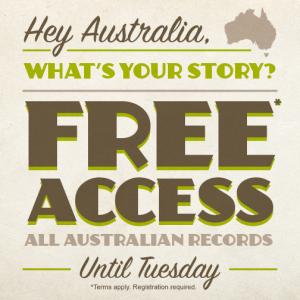 Ancestry AU - Australia Day 2016