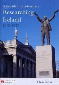 UTP0288-2 Decade of Centenaries Researching Ireland