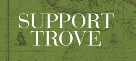 #fundTrove – Show Your Support the National Library of Australia and Trove