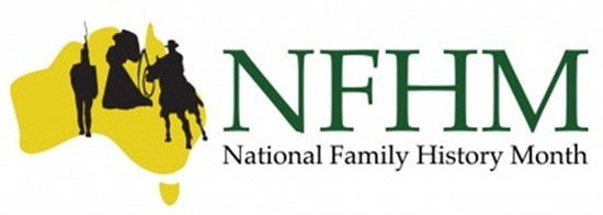 logo - National Family History Month 2016