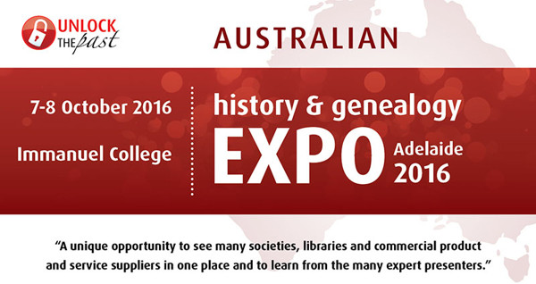 21 Reasons Why You Should Attend Unlock The Past's Genealogy Expo
