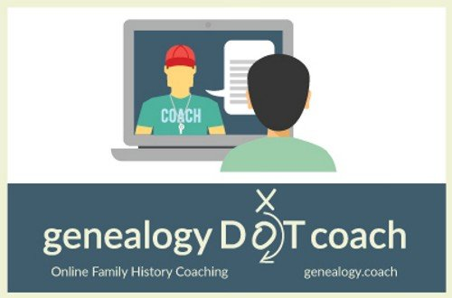 "Introducing ""GenealogyDOTCoach"""