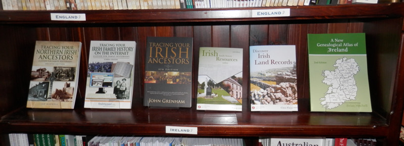 Top 6 Titles for Irish Family History