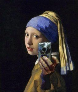 #MuseumSelfie Day, 18 January 2017