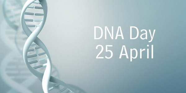 DNA Day, 25 April