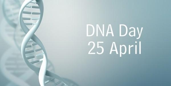 DNA Day, 25 April