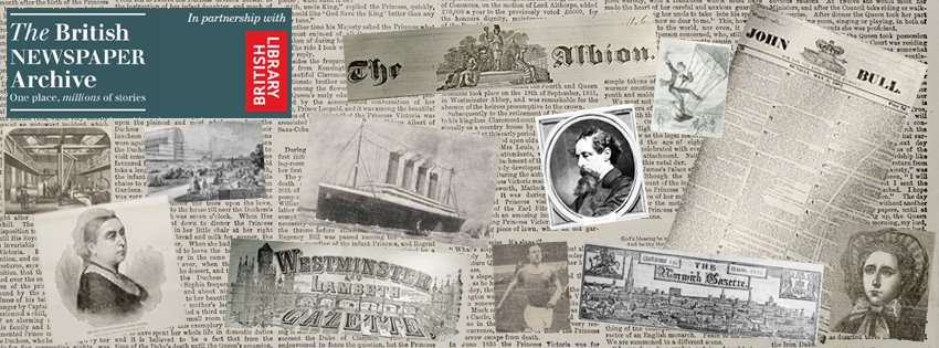20% off 1 Month Subscription to the British Newspaper Archive