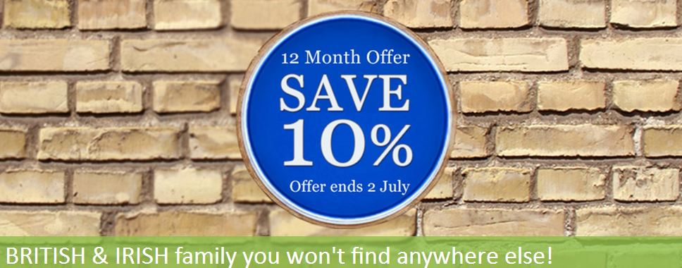 Save on Findmypast 1 Month and 1 Year  Subscriptions