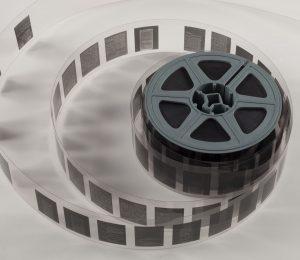 roll of microfilm