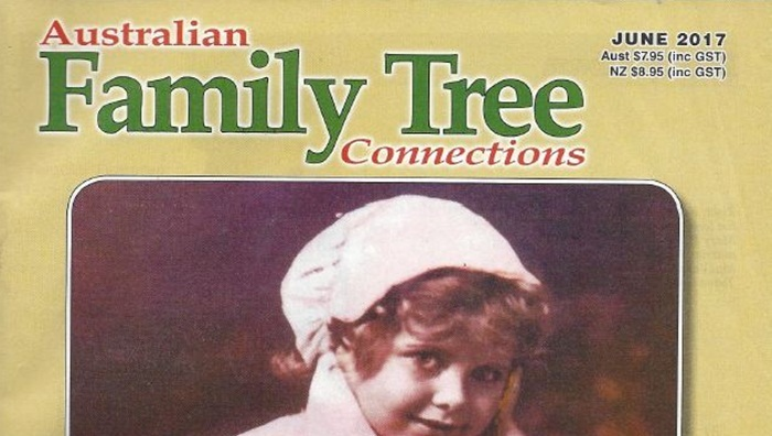 End of an Era For 'Australian Family Tree Connections' Magazine?