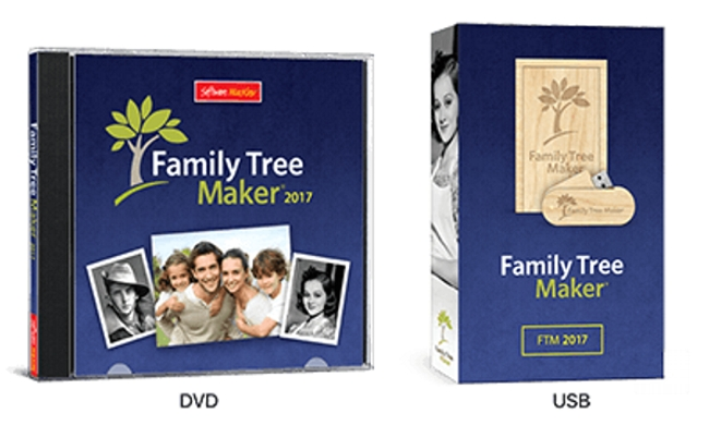 Family Tree Maker 2017 is Finally Released