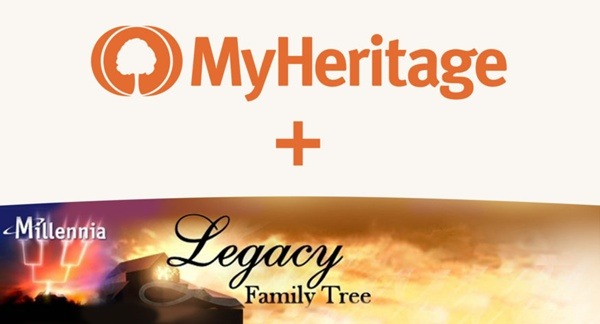 Legacy Family Tree Sells to MyHeritage (and you can SAVE 50%)