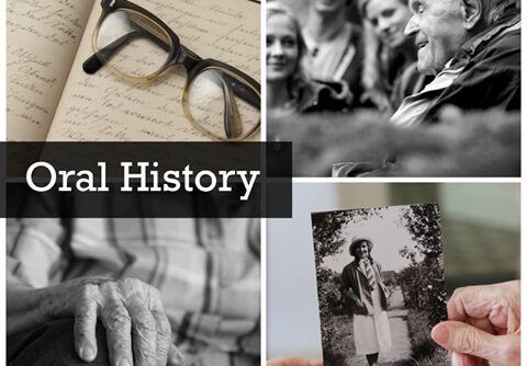 Applications Open for Oral History Online Course at UTAS