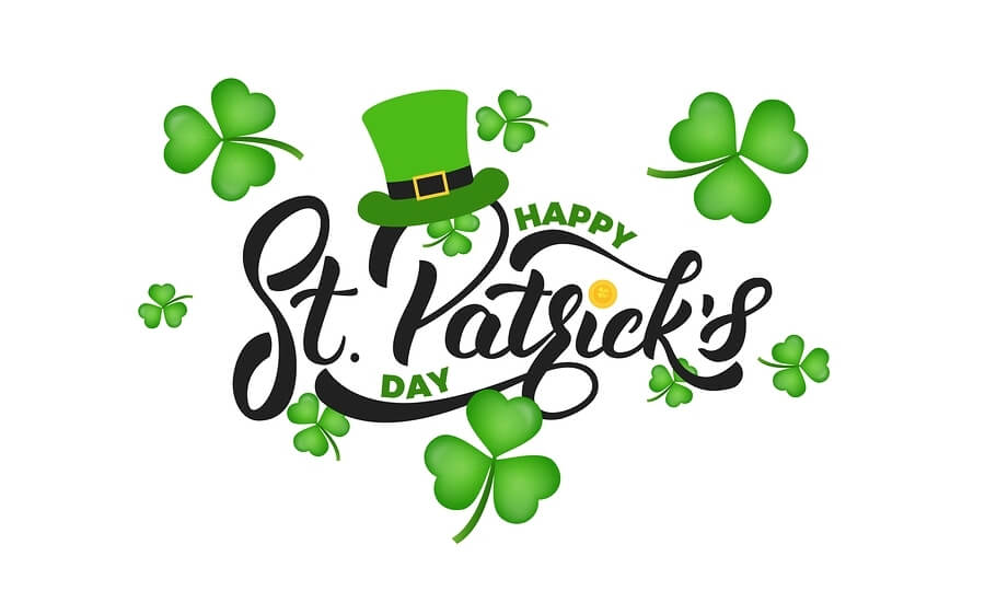 St Patrick's Day Sales