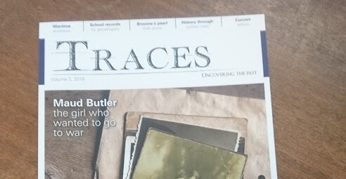 Traces Magazine – Issue 2 (March 2018)
