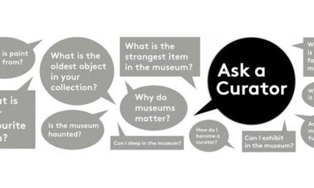 #AskACurator Day – 12 September 2018
