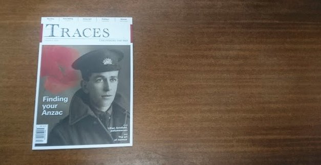 Traces Magazine – Issue 4 (September 2018)